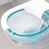 Пълно обливане - Окачена тоалетна Architectura Villeroy and Boch