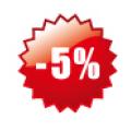 Мебели за баня с 5% отстъпка за месец Юни