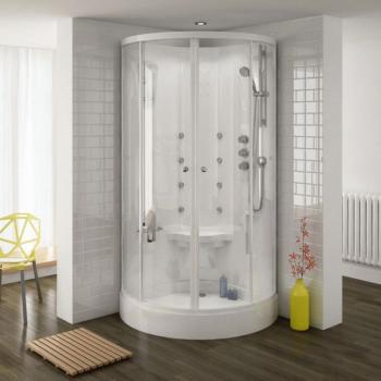 Душ кабини в банята