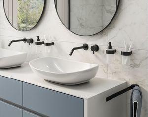 Как да изберем комплект аксесоари за баня  и какво включва той? | Makenzi